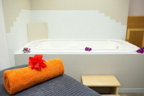 Bagno di Hotel Tritone Lipari