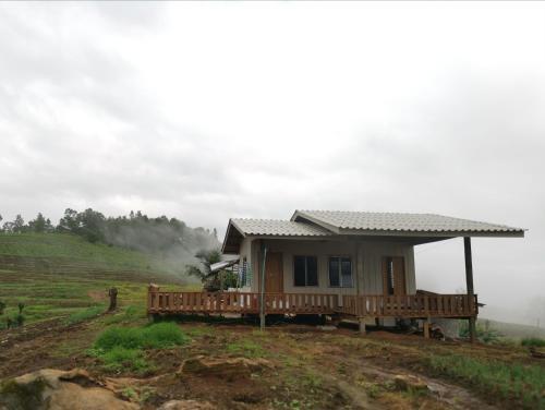 บ้านยอดแก้ว 360 ํ ชีวิตริมนา ป่าบงเปียง