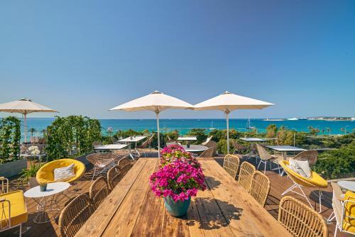 Restauracja lub miejsce do jedzenia w obiekcie Es Princep - The Leading Hotels of the World