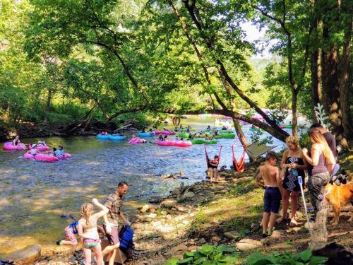 Bear Creek Lodge & Cabins- Pet Friendly