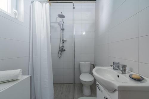 Łazienka w obiekcie Miejsce Mocy