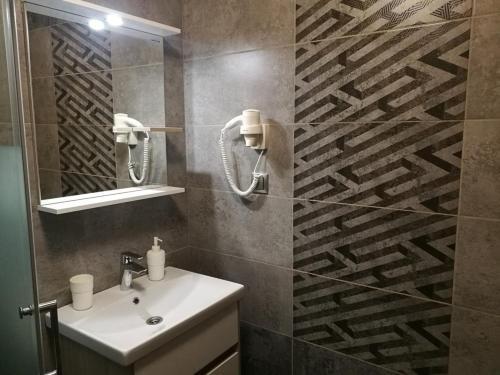 Ванная комната в Загородный комплекс «Малая Медвежка»