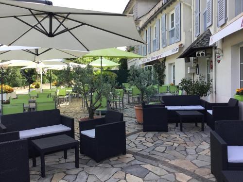 Hotel des Barrages Brommat, France