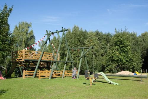 Children's play area at Radi