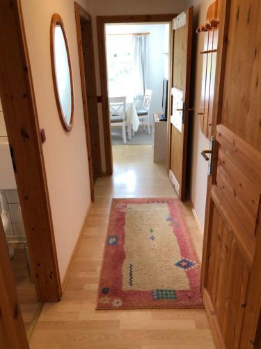 Ein Sitzbereich in der Unterkunft Apartment 2