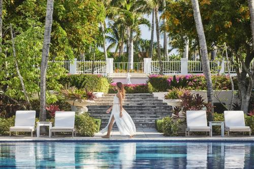 The swimming pool at or near The Ocean Club, A Four Seasons Resort, Bahamas