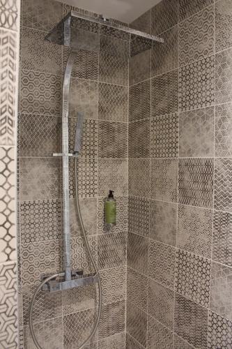 A bathroom at Les Empreintes
