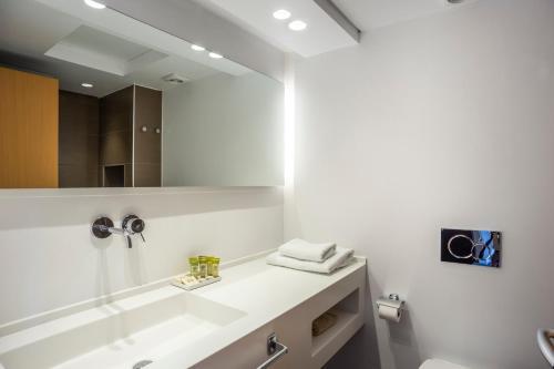 Un baño de Spetses Hotel