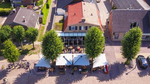 A bird's-eye view of Hotel Restaurant Boschlust