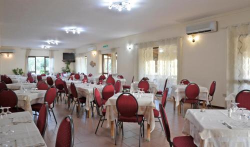 Ресторан / где поесть в Hotel Marina