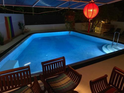 The swimming pool at or near Phuket Gay Homestay