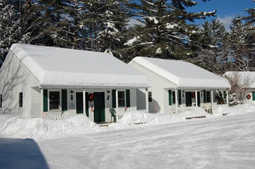 Wills Inn - Bartlett during the winter