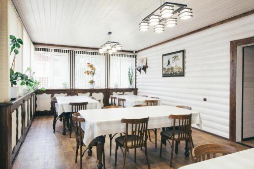 Ресторан / где поесть в Guest House 7 Bereg on Seliger