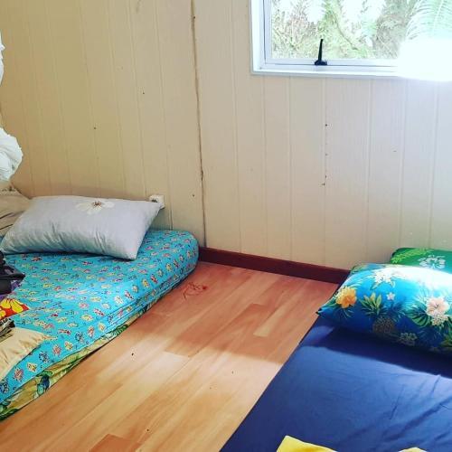 Cama ou camas em um quarto em Pandora Hostel