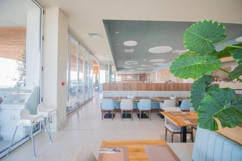 Ресторант или друго място за хранене в Комплекс Бялата Лагуна - Ол инклузив