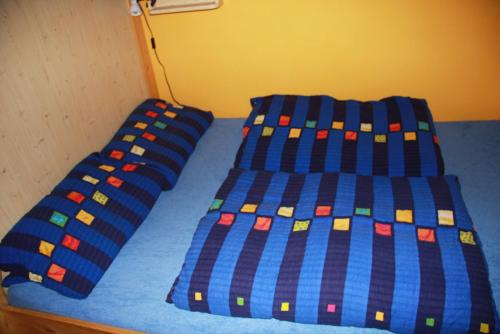 Postel nebo postele na pokoji v ubytování Penzion W