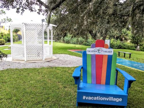 Children's play area at Grand Lake & Lifetime of Vacations Resorts