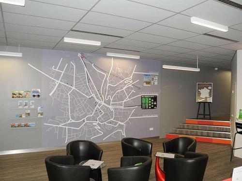 Salle ou équipements de sports de l'établissement Ibis Styles Chambery Centre Gare