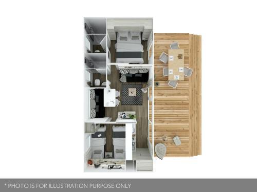 Amber Sea Luxury Village Mobile Homes