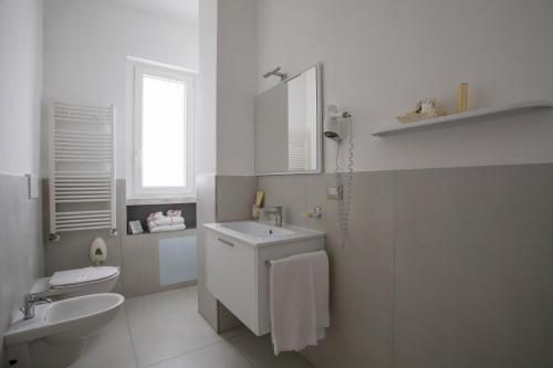 Ванная комната в Hotel Zenit Salento