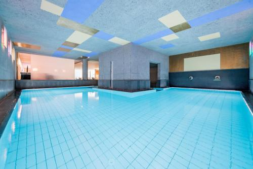 The swimming pool at or near Hotel Andy 4 Sterne Superior