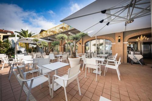 Restaurace v ubytování Park Hotel Pineta