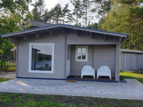 OZO RiverSide wooden cottage in Jurmala