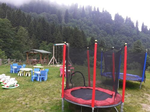 منطقة لعب الأطفال في فندق منتجع كاجكار