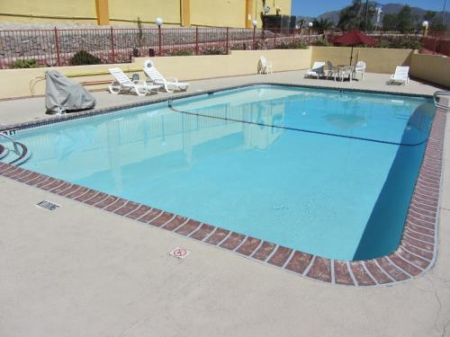 The swimming pool at or near Motel 6-El Paso, TX - West