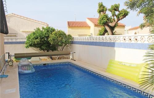 The swimming pool at or close to Holiday home La Marina