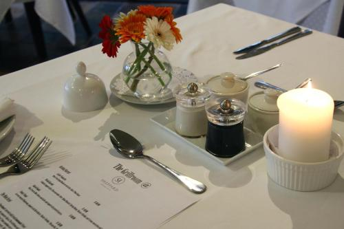A restaurant or other place to eat at Sheppard Boutique Guest House