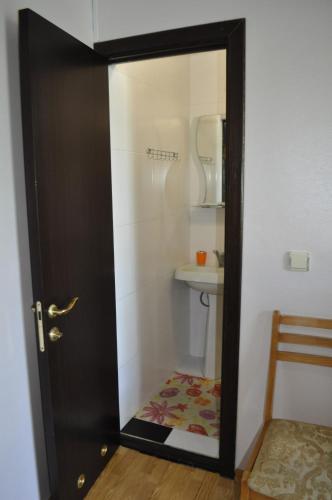 Ванная комната в Отель Форт Артур