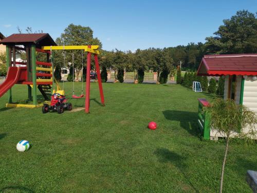Children's play area at B&B Kolarić