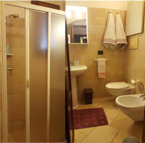 Bagno di Villa Boschetto B&B - Apartments