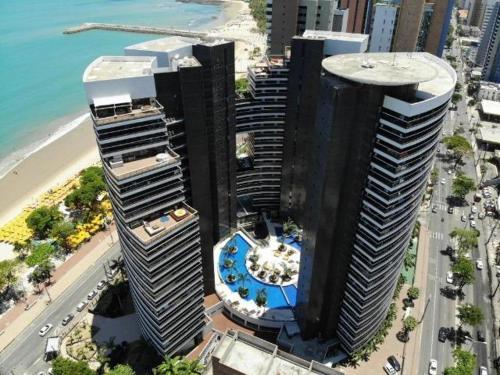A bird's-eye view of Landscape Beira Mar Platinum