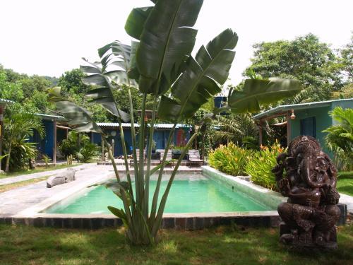 Hotel Villa Trinidad Palomino