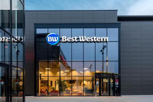 BEST WESTERN HOTEL DIJON QUETIGNY
