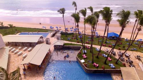 A view of the pool at Vila do Mar Natal - All Inclusive or nearby
