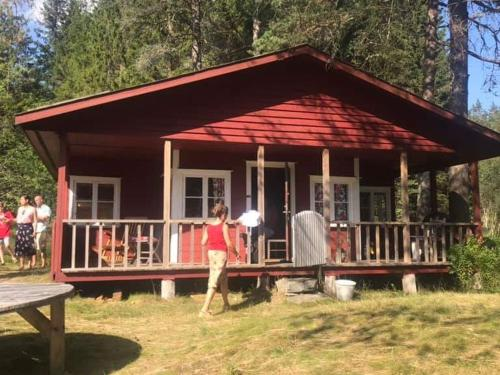 Cozy Cottage in the Woods, Lolandsvannet, Øvrebø, Kristiansand