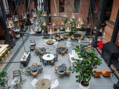 Ресторан / где поесть в Отель Kazan Palace by Tasigo