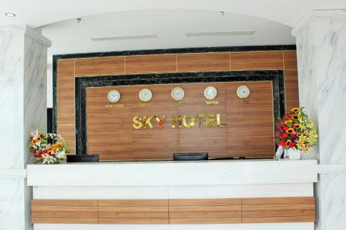 Khu vực sảnh/lễ tân tại SKY HOTEL
