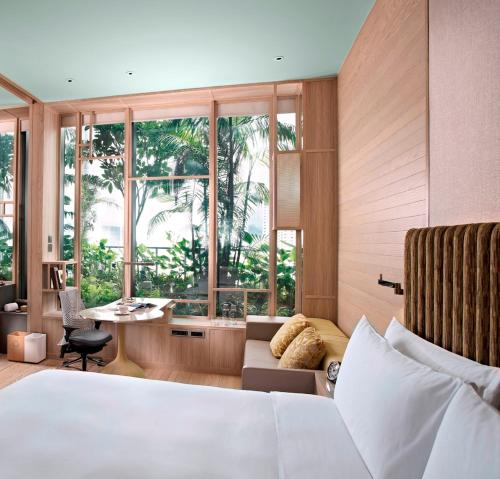 PARKROYAL COLLECTION Pickering, Singapore (SG Clean,Staycation Approved)