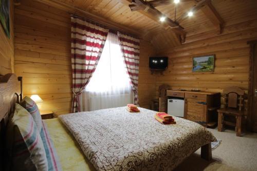 Кровать или кровати в номере Dayarta