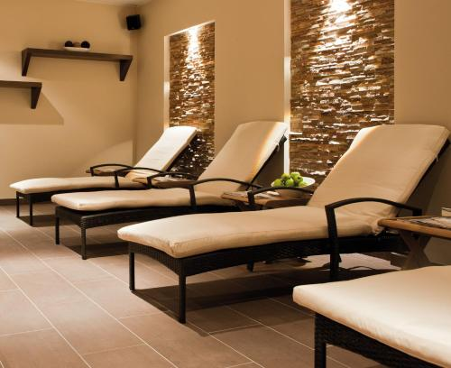 Spa and/or other wellness facilities at Flemings Selection Hotel Frankfurt-City
