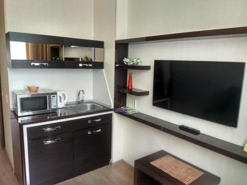 Кухня или мини-кухня в Алые Паруса