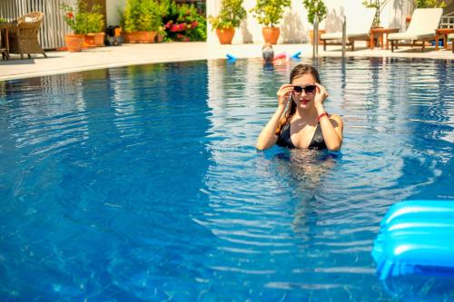The swimming pool at or near S3 Hotels Orange