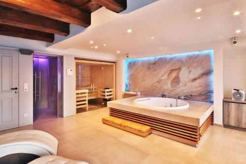 Spa and/or other wellness facilities at Penzion Arigone & Privátní Wellness