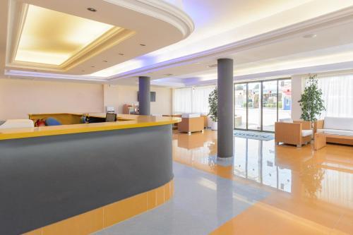 Hall o reception di Hotel Club s'Estanyol