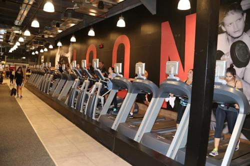 The fitness center and/or fitness facilities at Olive Boutique Hotel Nahariya