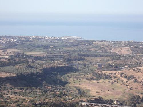 A bird's-eye view of B&B La Casa Di El
